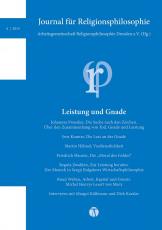Journal für Religionsphilosophie Nr. 4 (2015)